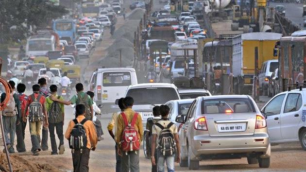 देश के 84 शहरों ने जमा किया वायु प्रदूषण से निबटने का खाका