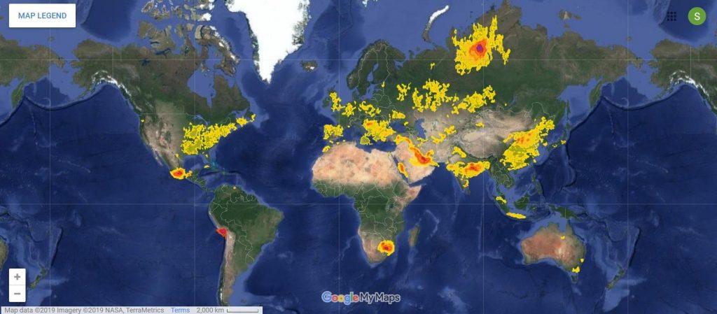 ज़हरीली हवा: SO2 उत्सर्जन में भारत है नंबर-1