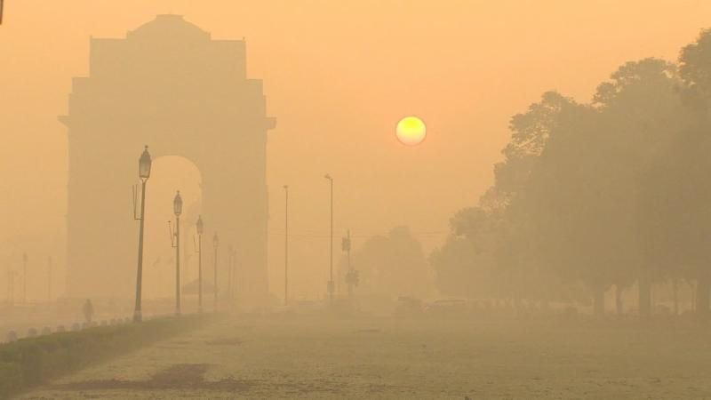 जाड़ों में ही नहीं पूरे साल रहती है दिल्ली-एनसीआर की हवा जानलेवा