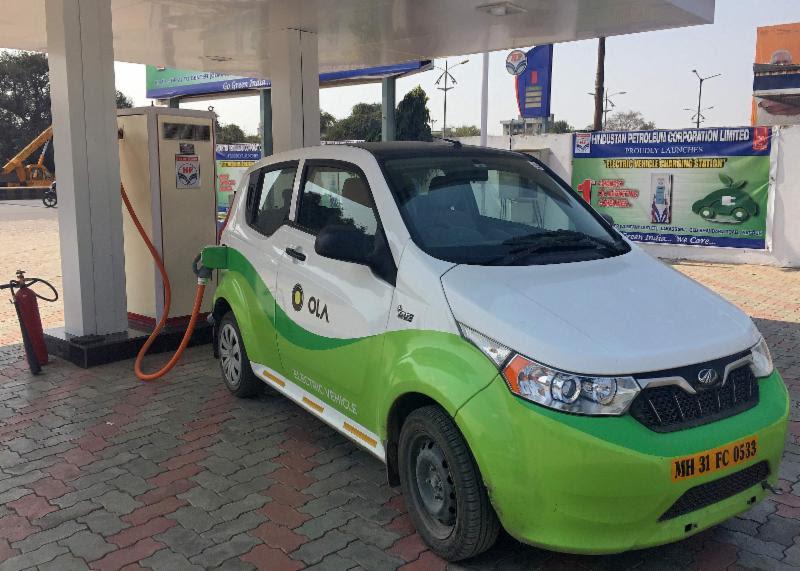 ओला टैक्सी का पहला बैटरी प्रयोग फेल लेकिन रतन टाटा ने बढ़ाया हौसला