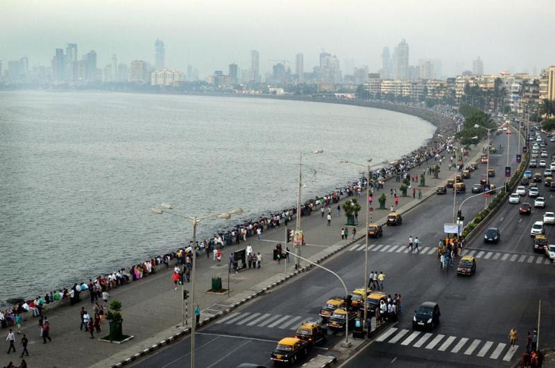 मुंबई की हवा में अधिक देर तक रहते हैं हानिकारक कण