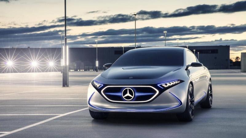 बड़ी ख़बर: जर्मन कार कंपनी डायमलर का ऐलान: 2039 से बनायेगी केवल बैटरी कारें