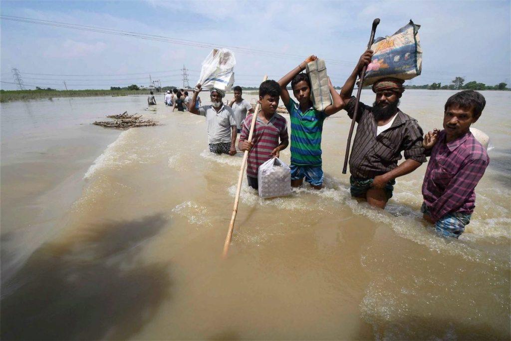 जाते-जाते बारिश ने की एक और तबाही: बाढ़ में डूबा बिहार