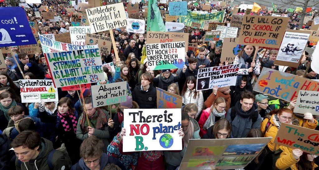 जलवायु परिवर्तन पर करो या मरो का वक़्त