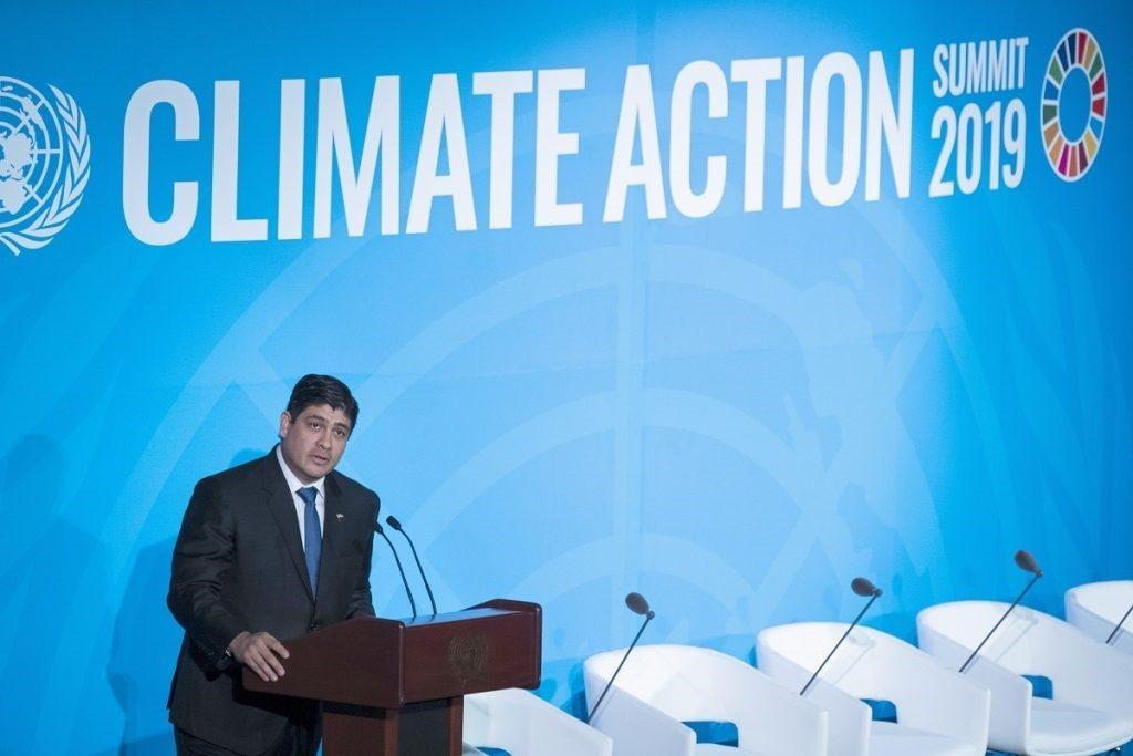 धरती बचाने के लिये विश्व नेताओं के पास कोई योजना नहीं