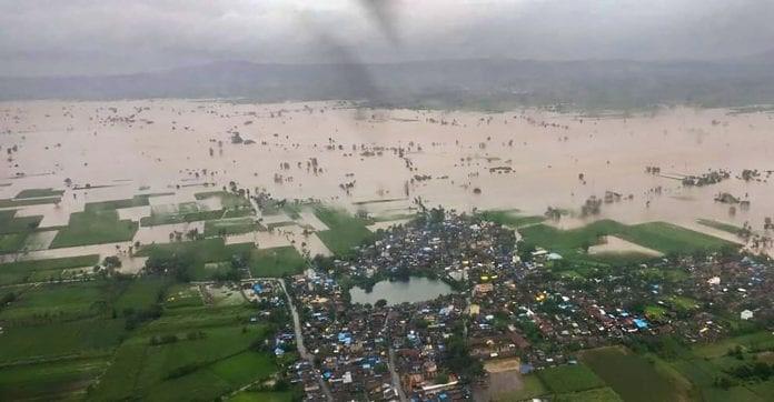 भारत में बाढ़ से इस साल 1400 लोगों की मौत
