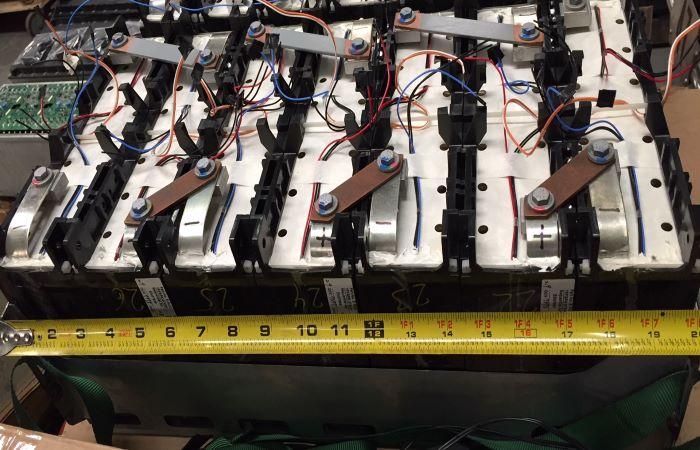 EV की पुरानी बैटरियां हो सकती हैं सोलर फार्म में इस्तेमाल