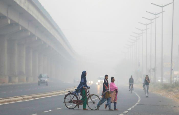 नेपाल और पाकिस्तान तक से जुड़े हैं दिल्ली में प्रदूषण के तार