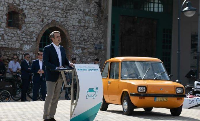 ग्रीस: बैटरी वाहनों के लिये 10 करोड़ यूरो का फंड