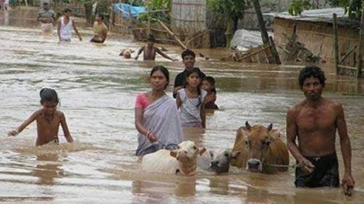 दक्षिण-पूर्व एशिया: बाढ़ से लाखों हुये बेघर