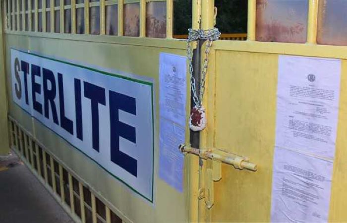 """मद्रास हाइकोर्ट ने """"स्थाई रूप से बन्द"""" किया वेदांता का प्लांट"""