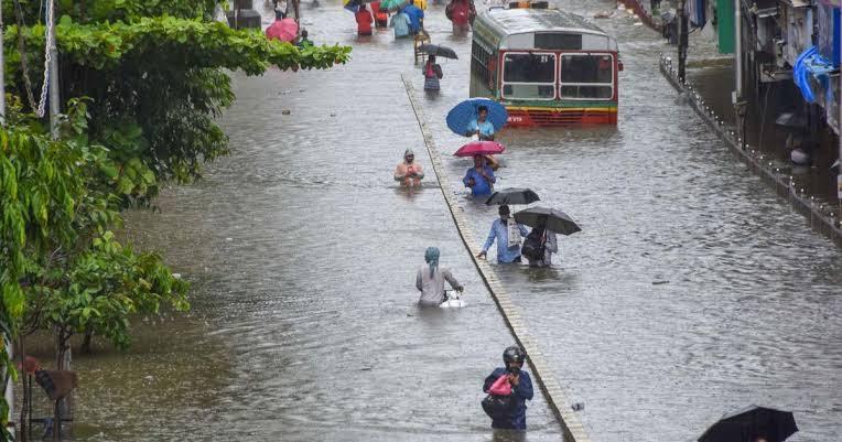 जुलाई सबसे खुश्क लेकिन देश में बाढ़ का प्रकोप जारी