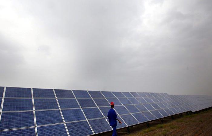 वायु प्रदूषण घटने से बढ़ता है सौर उर्जा उत्पादन