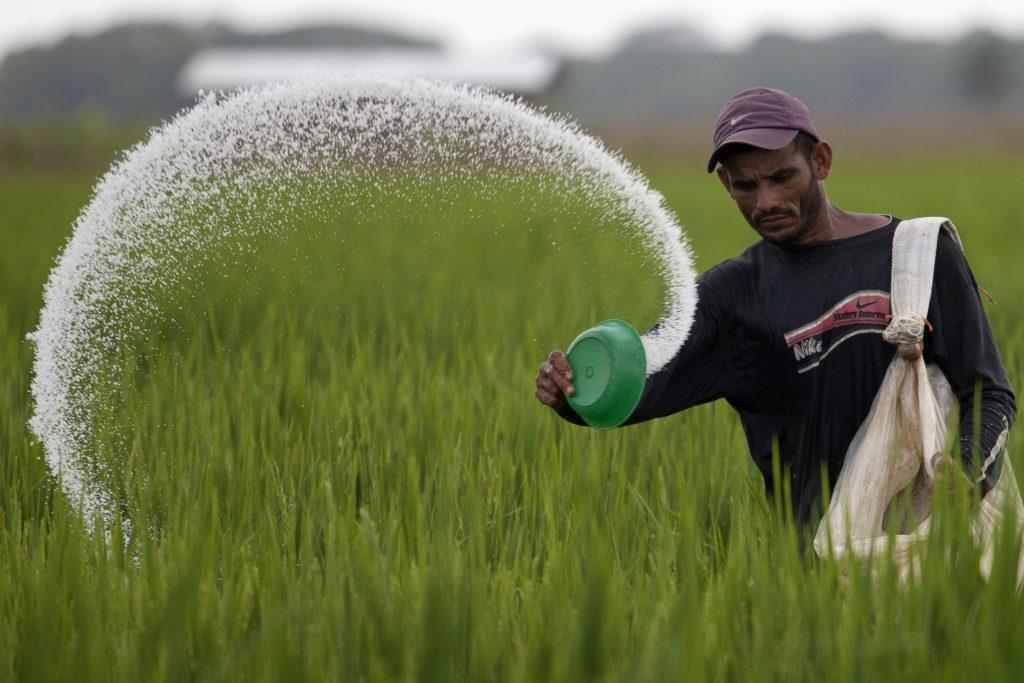 रासायनिक खाद से ग्लोबल वॉर्मिंग, N2O का बढ़ता ग्राफ