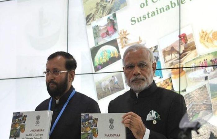 पैरिस समझौते के वादे निभाने की राह पर बढ़ रहा है भारत