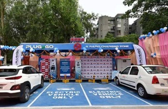 "दिल्ली: केजरीवाल ने शुरु किया ""स्विच दिल्ली"""