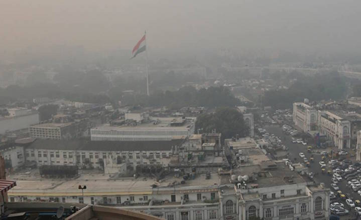 क़ानून पारित न होने से वायु प्रदूषण नियंत्रण आयोग खत्म