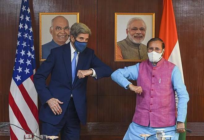 कैरी ने क्लाइमेट पर भारत के कदमों की प्रशंसा की