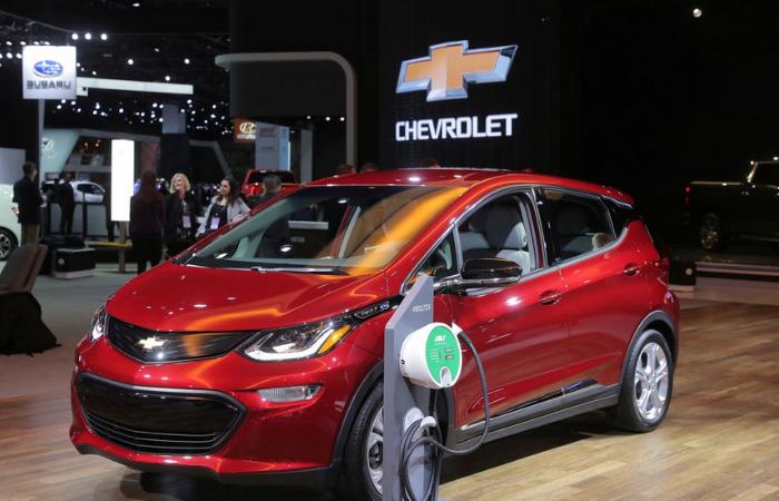आग की घटनाओं के बाद अब 73,000 बैटरी कारों को रिपेयर करेगी जीएम, $ 100 करोड़ का नुकसान